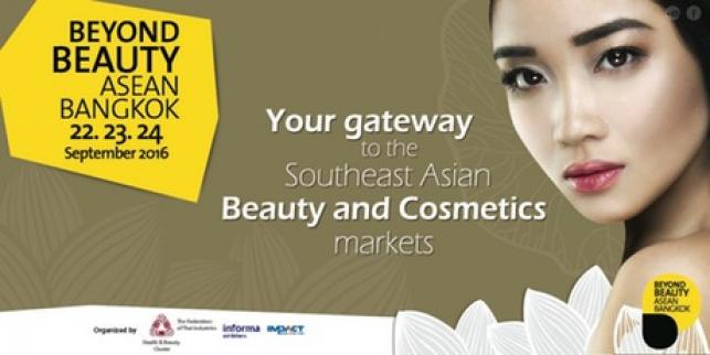 Beyond Beauty ASEAN-Bangkok 2016 Focuses on Branding to Shape the