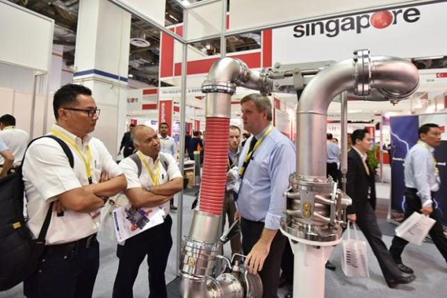 Cutting edge technology and singapore pavilion among the for Cutting edge technology news