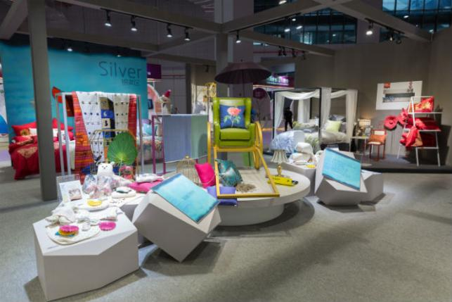 Asiau0027s Premier Fair For The Home Textiles Industry Concluded Last Week,  With New Records Set For Exhibitor, Visitor And Exhibition Space Figures.
