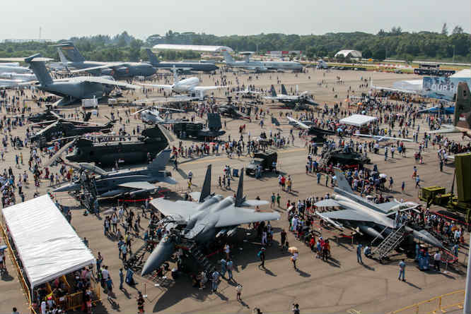 Air Show 2020.Lindbergh Innovation Forum Debuts At The Singapore Airshow